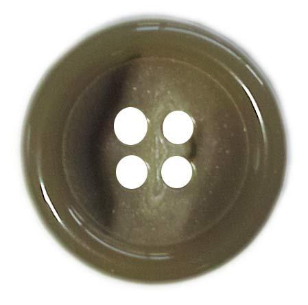 定番スコッチボタン 30ミリ  COL ベージュ