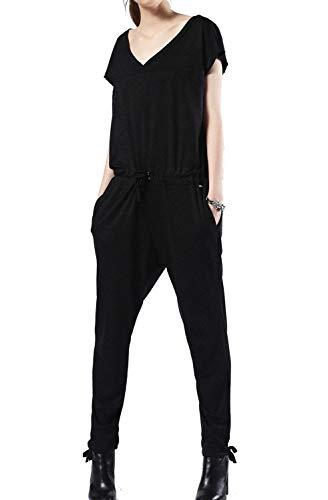 DieselNARCISA - Jumpsuit - black