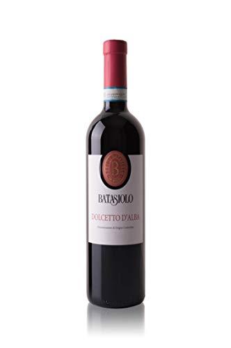 Batasiolo, DOLCETTO D'ALBA DOC 2020, trockener Rotwein, Colore Rubino, fruchtig und mandelig im Geschmack
