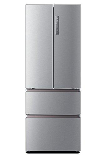 Haier HB16FMAAA Kühl-Gefrier-Kombination / A++ / 190.0 cm Höhe / 305 kWh/Jahr / 303 L Kühlteil / 121 L Gefrierteil / My Zone Fach / Innovative Gefrierschubladen