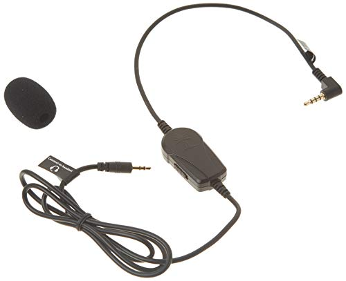 Turtle Beach Ear Force Playstation 4 Talkback Cable with Foam Windscreen