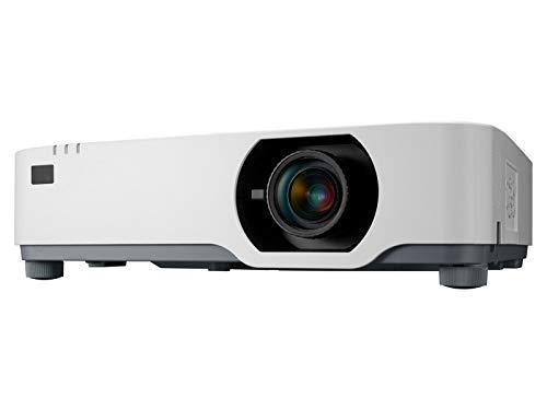 NEC P525UL videoproyector 5000 lúmenes ANSI 3LCD WUXGA (1920x1200) Techo/pared Proyector instalado en el suelo Blanco
