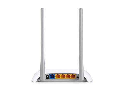 TP-Link N300 Wireless Wi-Fi Router with Internal Antenna (TL-WR840N)