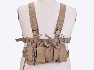 DLP Tactical D3 Universal Chest Rig with 223/308 Pouches