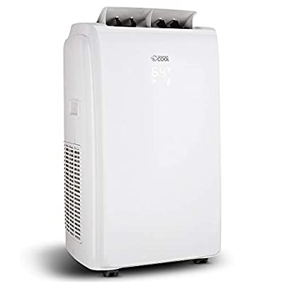 Commercial Cool CPT14W6 Portable unit Air Conditioner, White