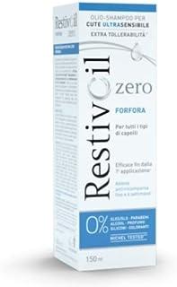 RestivOil Zero Forfora Olio-Shampoo Per Tutti I Tipi Di Capelli 150 ml
