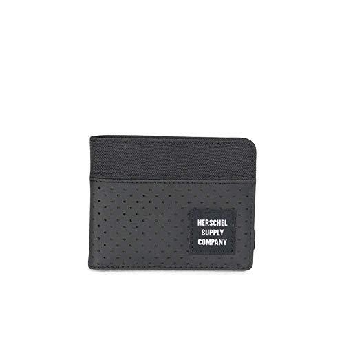 Herschel Roy RFID Black - Aspect