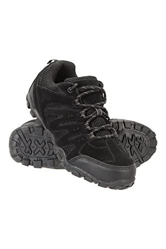 Mountain Warehouse Zapatillas de Senderismo para Mujer - Transpirables, con Malla...