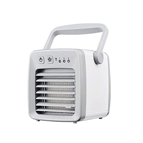 XPfj Aire Acondicionado de Aerosol de refrigeración por Agua USB, Mini Dormitorio portátil Aire Acondicionado Aficionado al Estudiante refrigerador (Color: a) Enfriadores evaporativos (Color : N)
