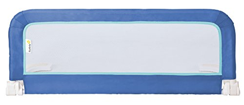 Safety 1st 24830010 Tragbares Bettgitter, blau