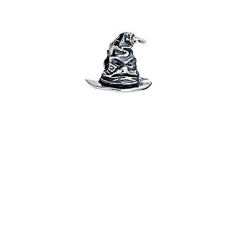 The Carat Shop - Charm ufficiale in argento Sterling con cappello di Harry Potter.