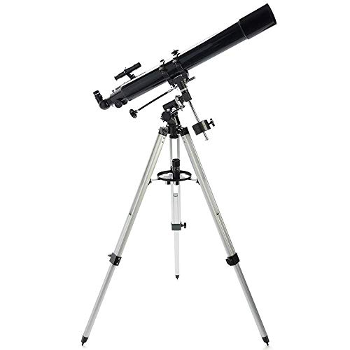 HYL Telescopio Astronomico Telescopio astronómico Telescopio al aire libre de alta Energía de la noche Vision Objetivo zoom Espejo astronomía Ver Doble Uso Montañas Campamento Suministros solo tubo de