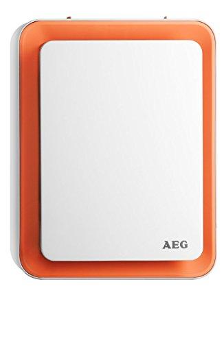 AEG Heizlüfter HS 207 O, Standgerät, Umkipp-Schutz, Einzigartiges Design, Silent-Air-Flow - bis zu 40{d0646642a153c4c82bca5b5424cf5e2ee08b01eee52a107cd94af72cccb790d7} Leiser, Sweet-Lufttechnik, Schiebeschalter für 0-Stellung, Steckerfertig, 234829