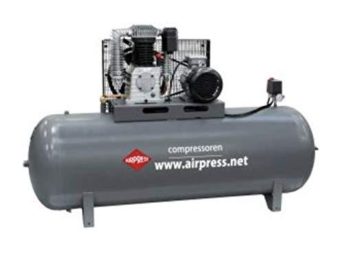 Airpress Druckluft Luft Kolben Kompressor   7,5 PS   500 L   11 bar   HK 1000-500 Profi