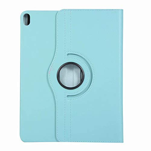 """Price comparison product image Protective Case for Galaxy Tab A 10.1 inch,  Miya 360 Degree Rotating Case Multi-Angle Viewing Stand Cover Flip PU Leather Shell for Samsung Galaxy Tab A 10.1"""" SM-T510 / SM-T515 (Light Blue)"""