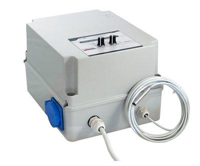 GSE Fancontroller Step-Transformator-controller 2,5A Klima Regler Drehzahl