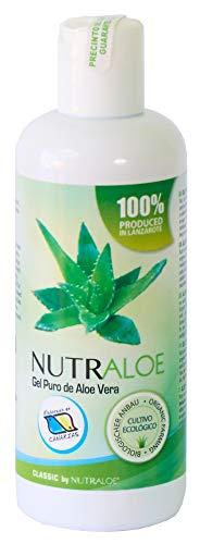 Nutraloe Gel 100 % d'aloe vera pur 250 ml