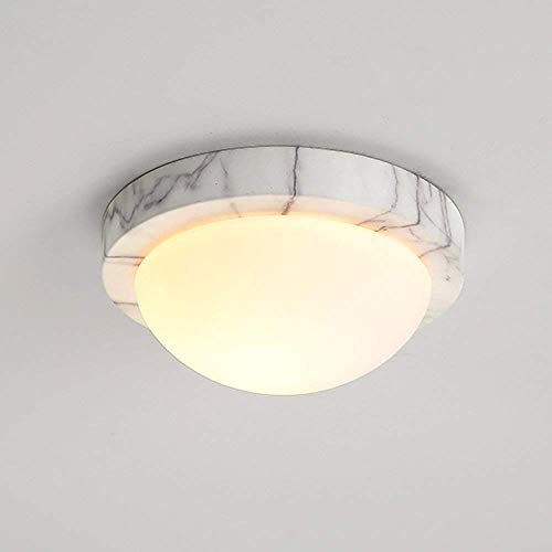 Eeayyygch Moderne Schlafzimmer-Deckenleuchte-Rundtreppe-Küche und Bath Iron Art Light Fixture, 1 (Größe : 2)