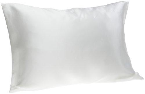 SpaSilk 100% Pure Silk Pillowcase for Hair and Skin Beauty, Queen...