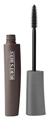 Burt's Bees 100% Natural Origin Volumizing Mascara, Black Brown, 0.32 Ounce