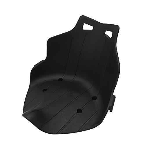 Kmoon Hoverboard Sitz Kart Hover Sitz Sitzscooter Kunststoffsitz für Hoverkart Schwarz