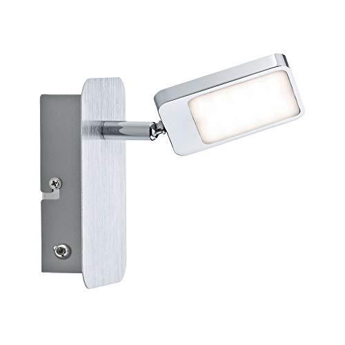 Paulmann 66642 Spotlight Mic 1x4,5W chroom 230V metaal 666.42 plafondlamp lamp LED plafondlamp plafondspot