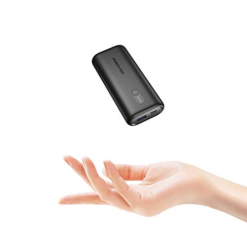 Poweradd Power Bank, EnergyCell 10000mAh PD 18W Portable Charger,...
