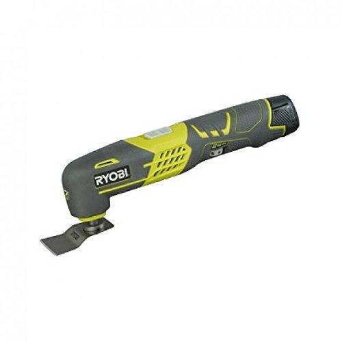 Ryobi 0002048 Multiherramienta con Batería de 1.3 Ah, 12 V