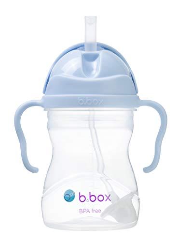 [b.box] シッピーカップ トレーニングマグ トレーニングカップ [ベビー食器 ベビーカップ 赤ちゃん用コップ 贈り物 ギフト ] PVC・BPAフリー 食洗器対応【こだわりの素材とデザイン・b.box正規品】バブルガム