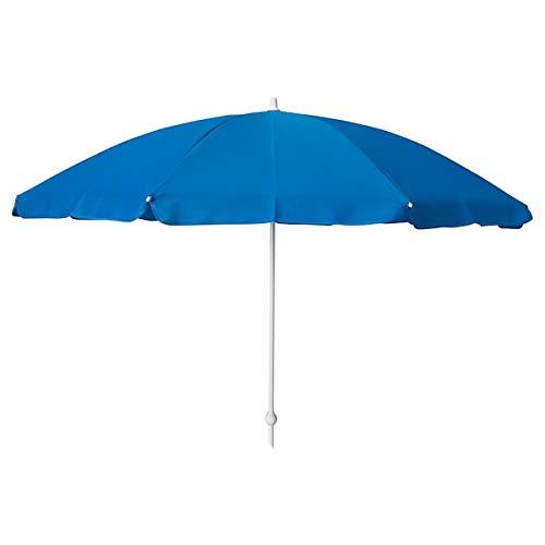 RAMSÖ IKEA Sonnenschirm in blau; (125cm)