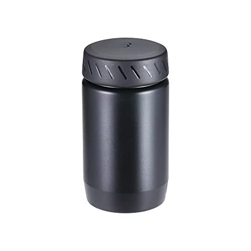 BBB Cycling Unisex-Adult BTL-18 Tools &Tubes | Werkzeug-Box Passt in jeden Flaschenhalter| Fahrradwerkzeugflasche für Kleinteile, schwarz, Small (450 ml)