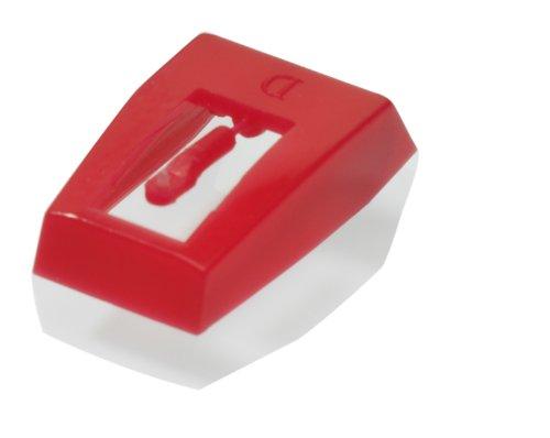 Ricatech ND1801 Naald platenspeler rood