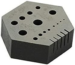 SE Hexagonal Mini Steel Anvil - JT-HR15B