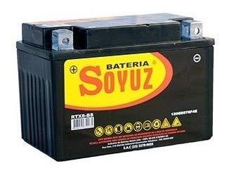 Bateria Rtx 9-bs (selada) Xt 600/750/ Cb500 Soyuz