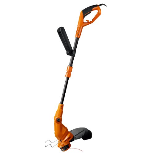 WORX WG119 15 Electric String Trimmer, 4.9' x 9.2' x 38.6', Orange and Black