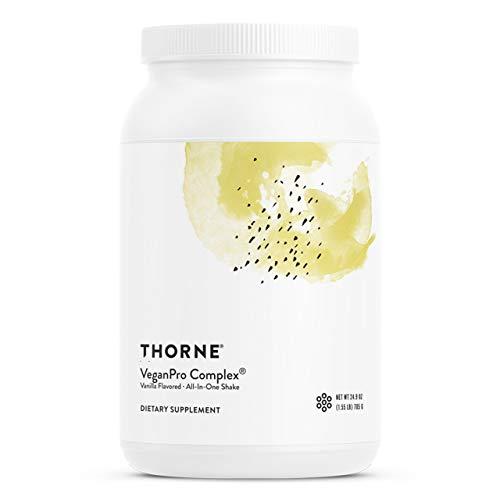 Thorne Research - VeganPro Complex Vanilla - 24.9 oz