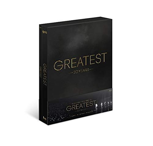 GOD G.O.D Greatest - Reproductor Blu-ray (20th Concert)