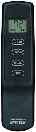 Skytech 9800328 SKY-1001 TH Fireplace Remote Control and Thermostat
