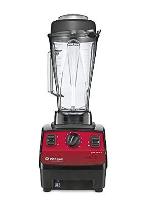 Vitamix, 64 Oz 62826 Vita-Prep 3 Food Blender, Red