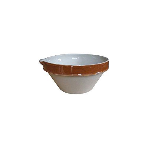 Digoin TBC10NO Terrine für Auslauf, Keramik, Haselnuss