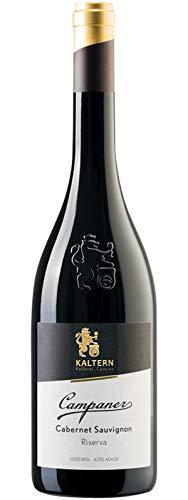 Kellerei Kaltern Campaner Cabernet Sauvignon Riserva 2017 Südtirol Wein trocken (1 x 0.75 l)