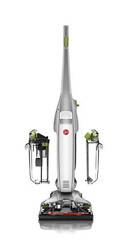 Hoover FloorMate Deluxe Hard Floor Cleaner, Wet Dry Vacuum, FH40160PC, Silver