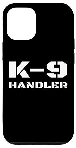 iPhone 12/12 Pro K-9 Handler Police Dog Trainer K9 Unit Officer Canine Team Case