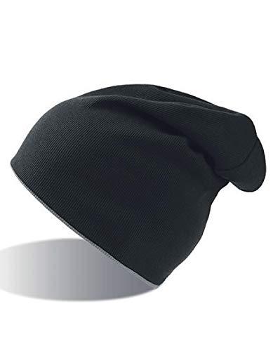 Bonnet Xtreme Grigio-arancio fluo - Couleurs : Gris / Orange, Tailles : Unique