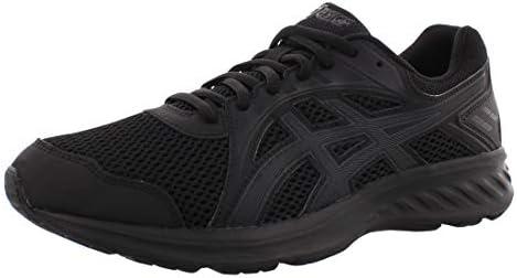ASICS Men s Jolt 2 4E Running Shoes 8 5XW Black Dark Grey product image