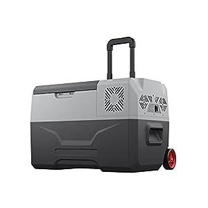 CENPEN Réfrigérateur de voiture extérieure compact 30L 12V DC congélateur (Exclusion à l'exception de Canary Island) (Color Name : DC only)