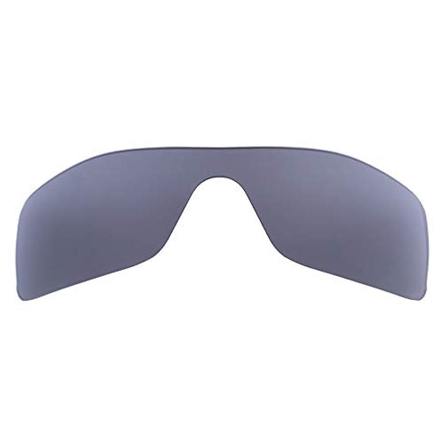 モナリザ主張するなかなかLenzFlip Oakley Batwolf 交換レンズ 偏光 マルチオプション オークリー バットウルフ レンズフリップ