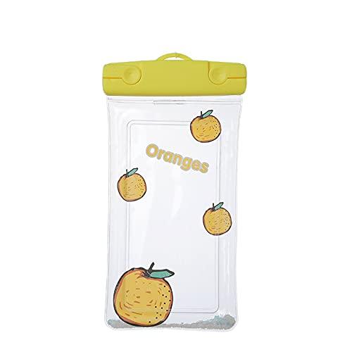 Xbd 2 Unidades Funda Bolsa móvil Impermeable 7.2 Pulgadas Funda Sumergible Móvil de Agua móvil IPX8 para Nadar,bañarse y cocinar,para iPhone 12pro/12pro MAX/Galaxy S20/HUAWEI P30/Xiaomi