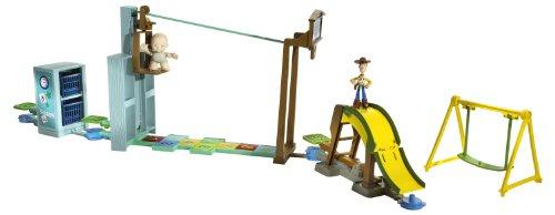 Mattel R8366-0 - Toy Story 3 Ausbruch aus Sunnyside Abenteuerset