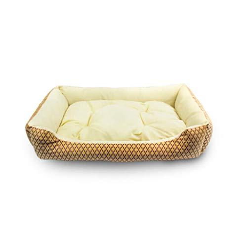 QWERTY Donut hundebett Pet Nest ,Hundehöhle Katzenbett Weich Warm Waschbar Für Kleine Mittelgroße Hunde Katzen (Color : Color 1)